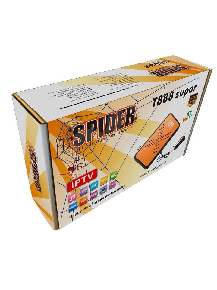Spider T888 ultra SUPER الجديد