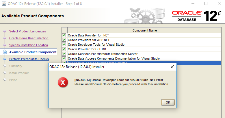 Odac 12c Oracle Developer Tools For Visual Studio - The Best