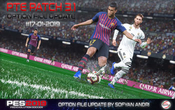 PES 2019 Option File For PTE 3 1 #17-01-2019 - PESGaming Forums