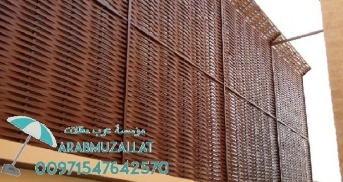 سواتر خشبية في دبي 00971547642570 511857177