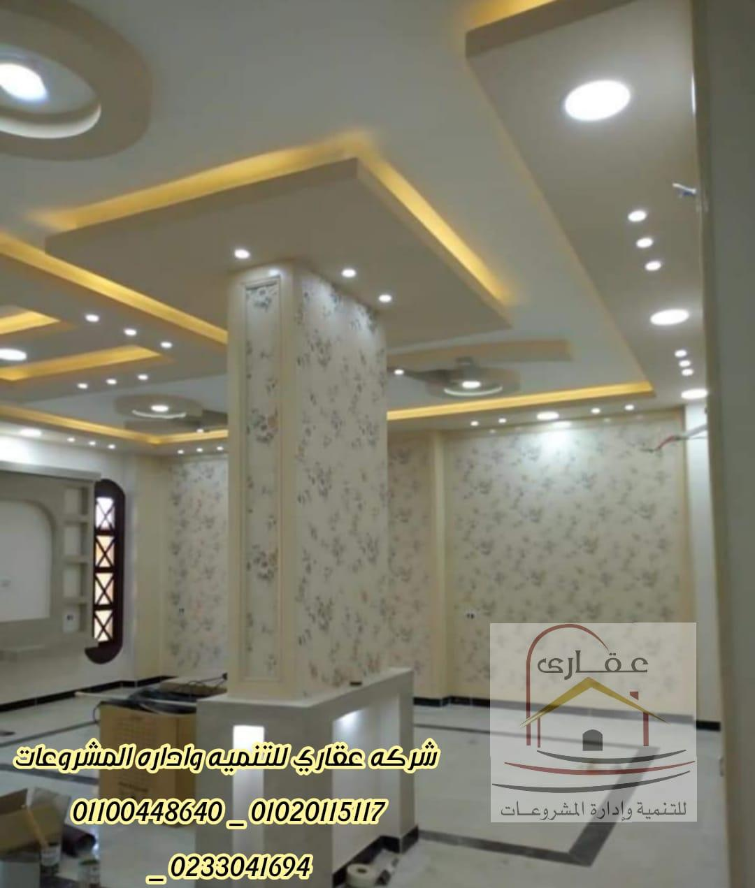 افضل شركة ديكور فى مصر _ شركة ديكور ( شركة عقارى01100448640 _ 01020115117 ) 918799521