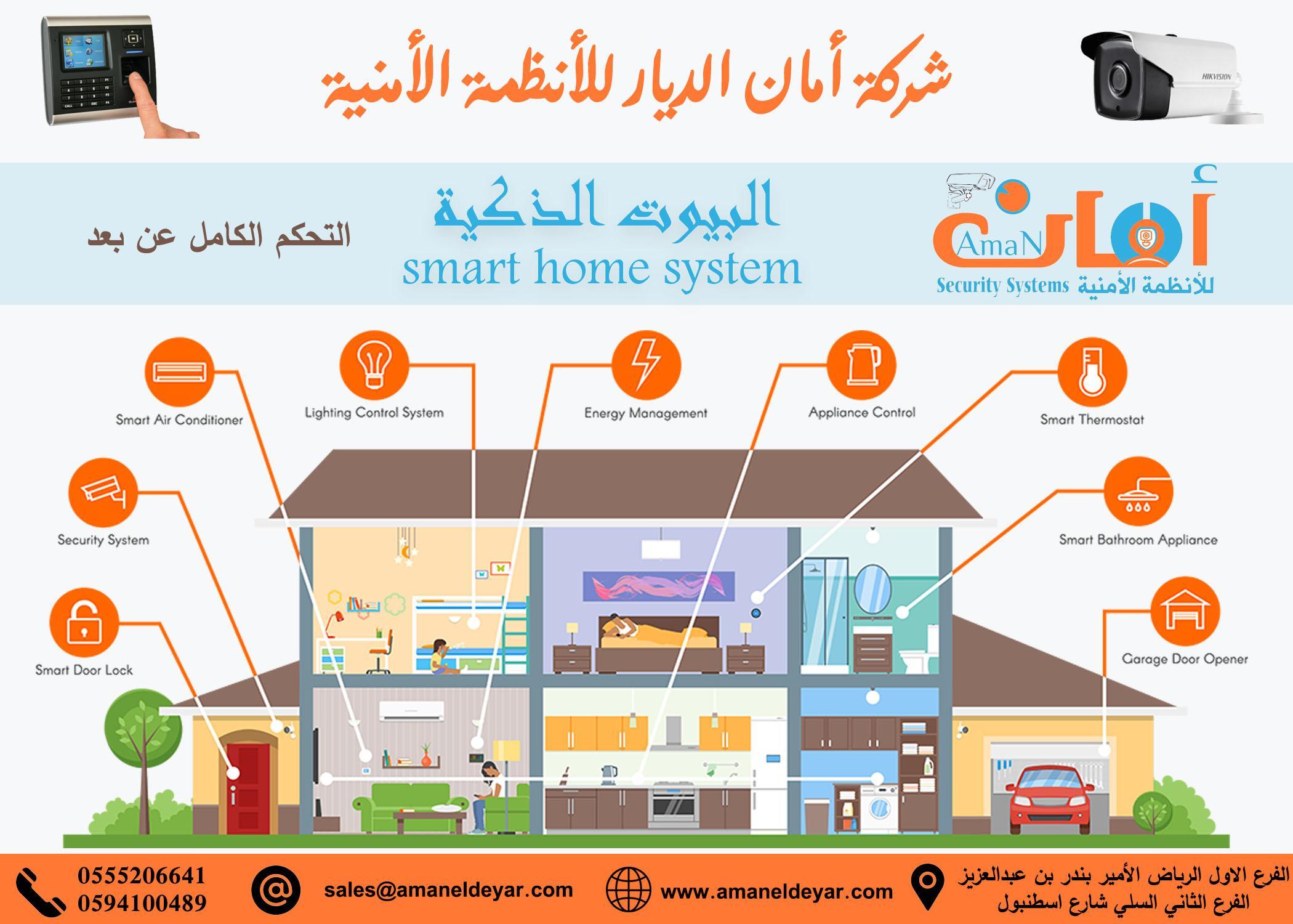 Smart home system  سمارت هوم 687210552
