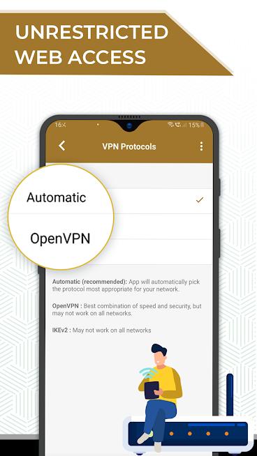أفضل تطبيق vpn مفتوح